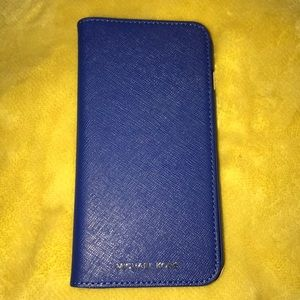 Michael Kors iPhone 6 Plus case - LIKE NEW!